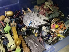 Toy Grab Box!