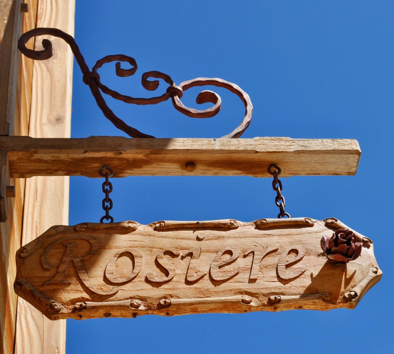 Chalet Rosiere Board