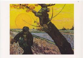 Theo van Gogh. Sædemanden. Tekst af Knud