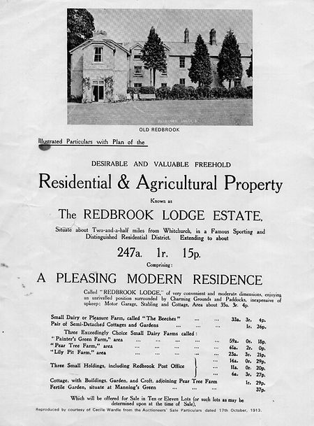 Redbrook Lodge
