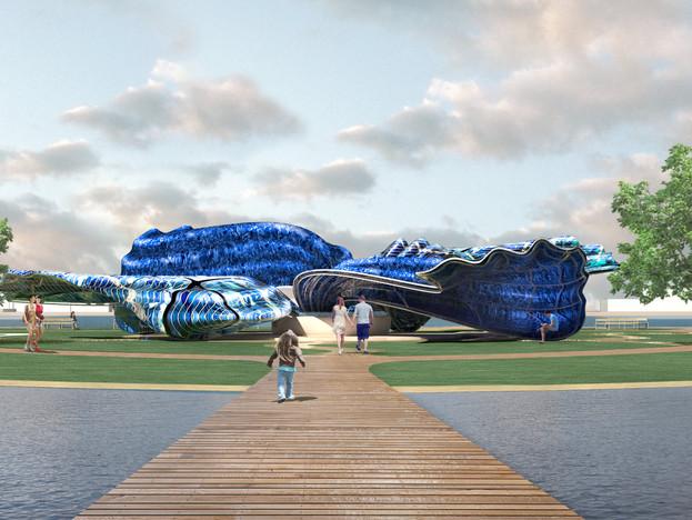 Acqua Pavilion