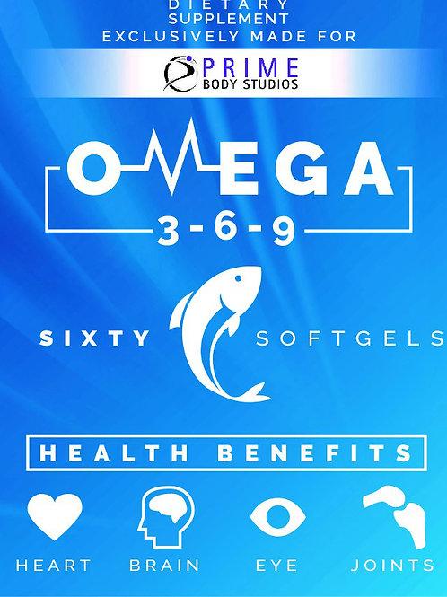 PBS OMEGA 3-6-9