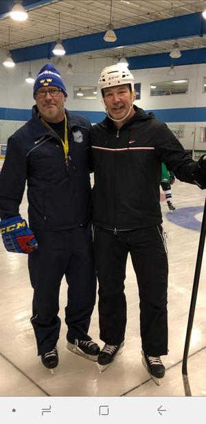 Intensity Swedish Hockey Camp