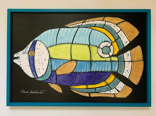 Butterfly fish no.4