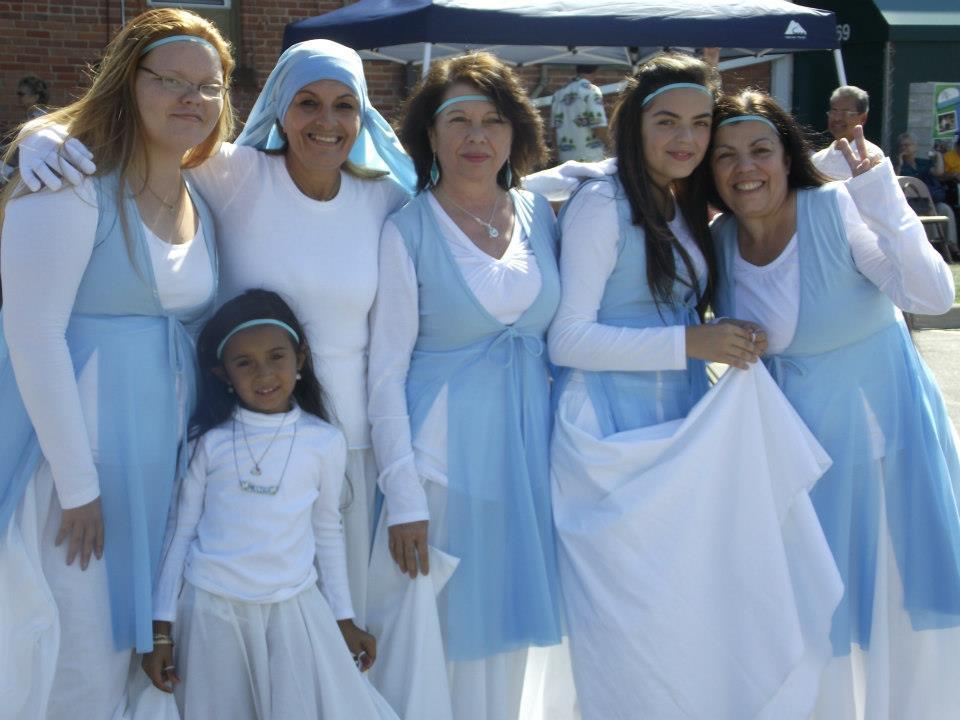 danza liturgica