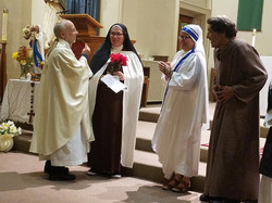 misa all saints day 3