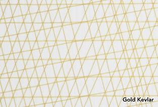 Gold Kevlar segeltak