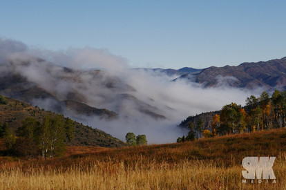 Mountain Valley Cloud Inversion
