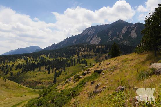 Boulder Colorado Summer Views 03
