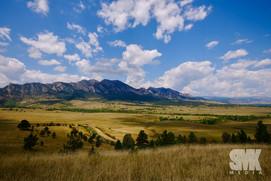 Boulder Colorado Summer Views 01