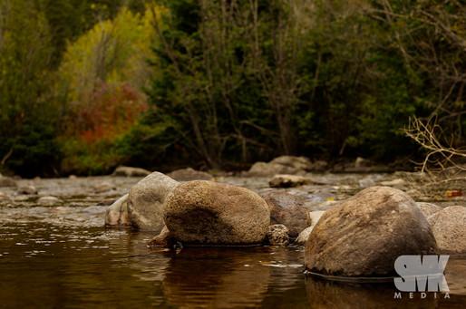 Fall Calm Water