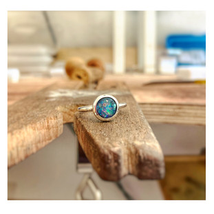 Opal & Silver 925