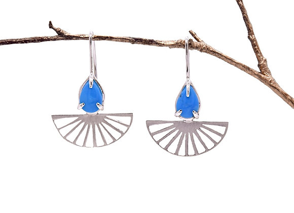 Blue Dreamer Earrings