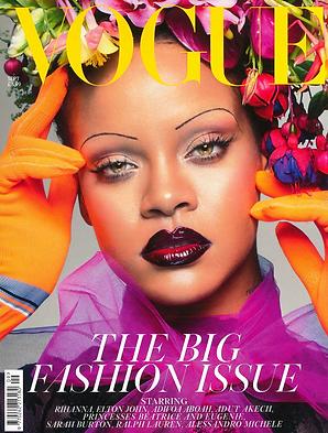 Vogue UK september 2018