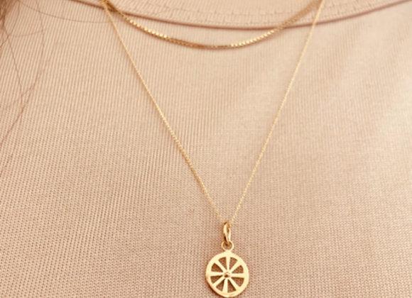 Little Gold Necklace