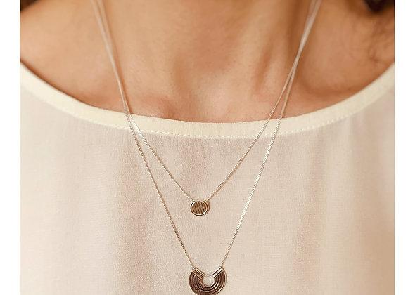 Dreamy Lines Necklace
