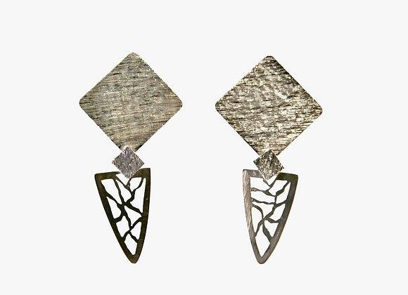 Tree Dangle Earrings