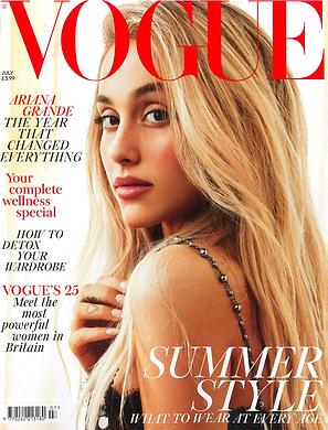 Vogue Uk July 2018