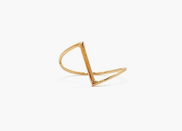 L Shaped Stacking Rings