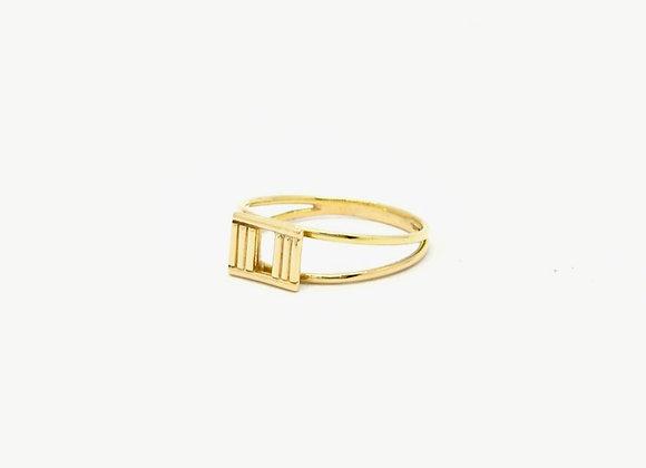 Signet Gold Ring