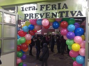 """Se realiza  la """"Primera Feria Preventiva"""" en colegio Las Lilas de La Florida."""