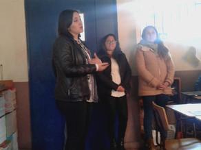 Cierre de 1er Semestre 2018 Colegio Las Lilas