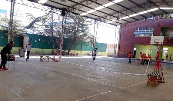 Tícnica de Tenis