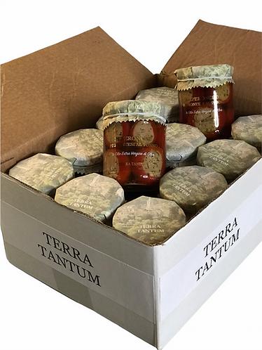 12 x Peperoncini Piemontesi al Tonno - PEPERONI HANDGEFÜLLT mit Thunfisch