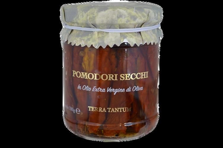Pomodori Secchi in Olivenöl Italienische Antipasti