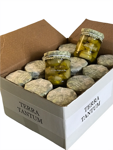 12 x CARCIOFINI in Extra Vergine Oliven Öl