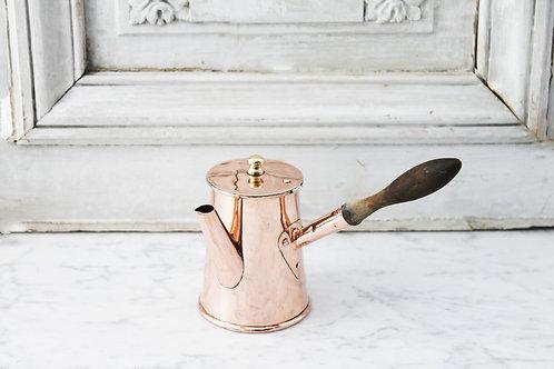 Antique English Coffee Pot, C. 1850