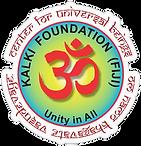 Kalki Foundation LOGO glow.png