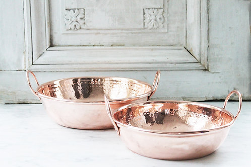 Vintage French Bowls Pair, C.1940