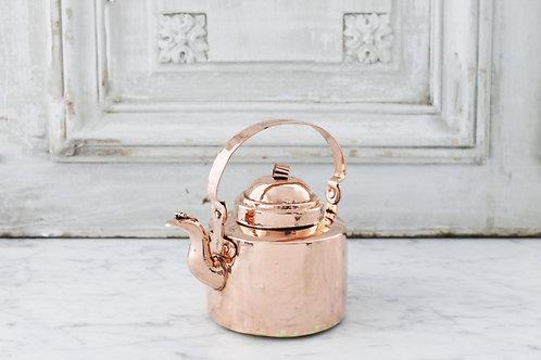 Antique Swedish Tea Kettle, C.1880