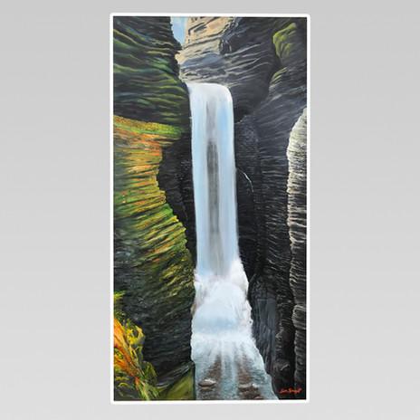 Watkins Glen Falls