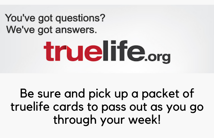 Truelife Cards