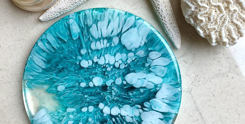 Large Mermaid Ocean Coaster