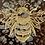 Thumbnail: Bronze & Peach Bee Coaster