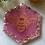 Thumbnail: Burlesque Bee Coaster
