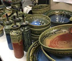 Holman Pottery
