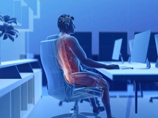 Position assise prolongée : 3 étirements pour vous soulager le bas du dos !