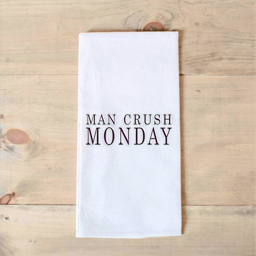 Man Crush Monday Kitchen Tea Towel
