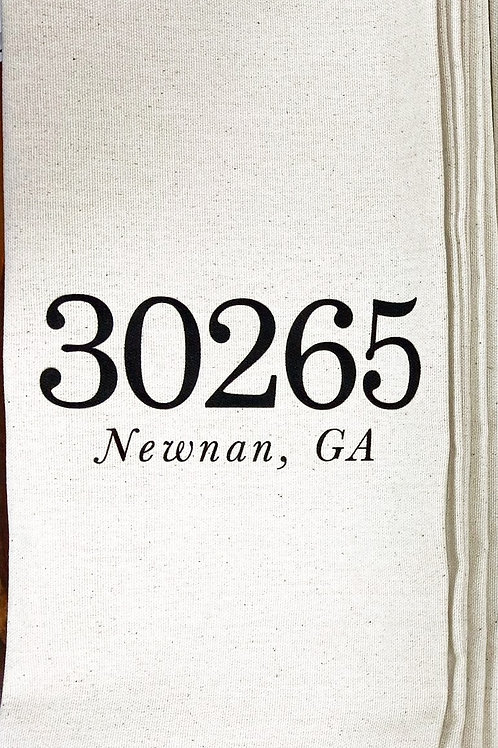 30265 Newnan, GA Kitchen Tea Towel
