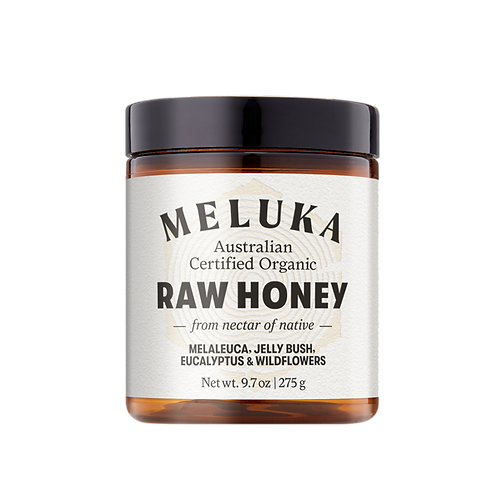 Meluka Native Raw Honey