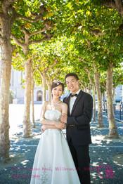 美国旅拍 婚纱摄影 婚纱照 美国旅拍 SESE WEDDING PHOTOGRAPHY Engagement