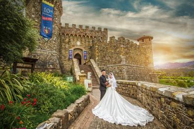 美国旅拍 旧金山婚纱摄影 婚纱照SESE WEDDING PHOTOGRAPHY Engagement