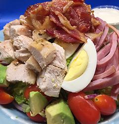 Hearty Cobb Salad