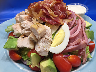 Hearty Cobb Salad