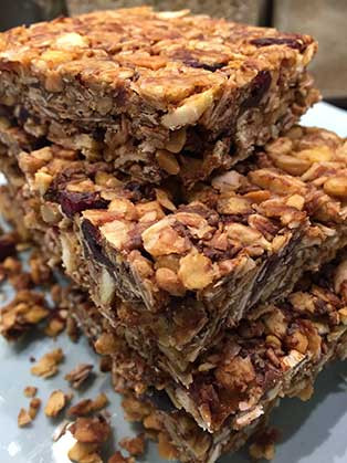 MoJos Energy Bars