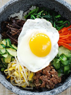 Bibimbap Korean Bowl